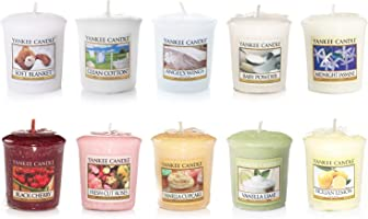 Yankee Candle, Mixed Popular Fragrances