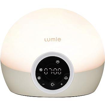 Lumie Bodyclock Spark 100 - Wake-up Light Alarm Clock with Sleep Sunset