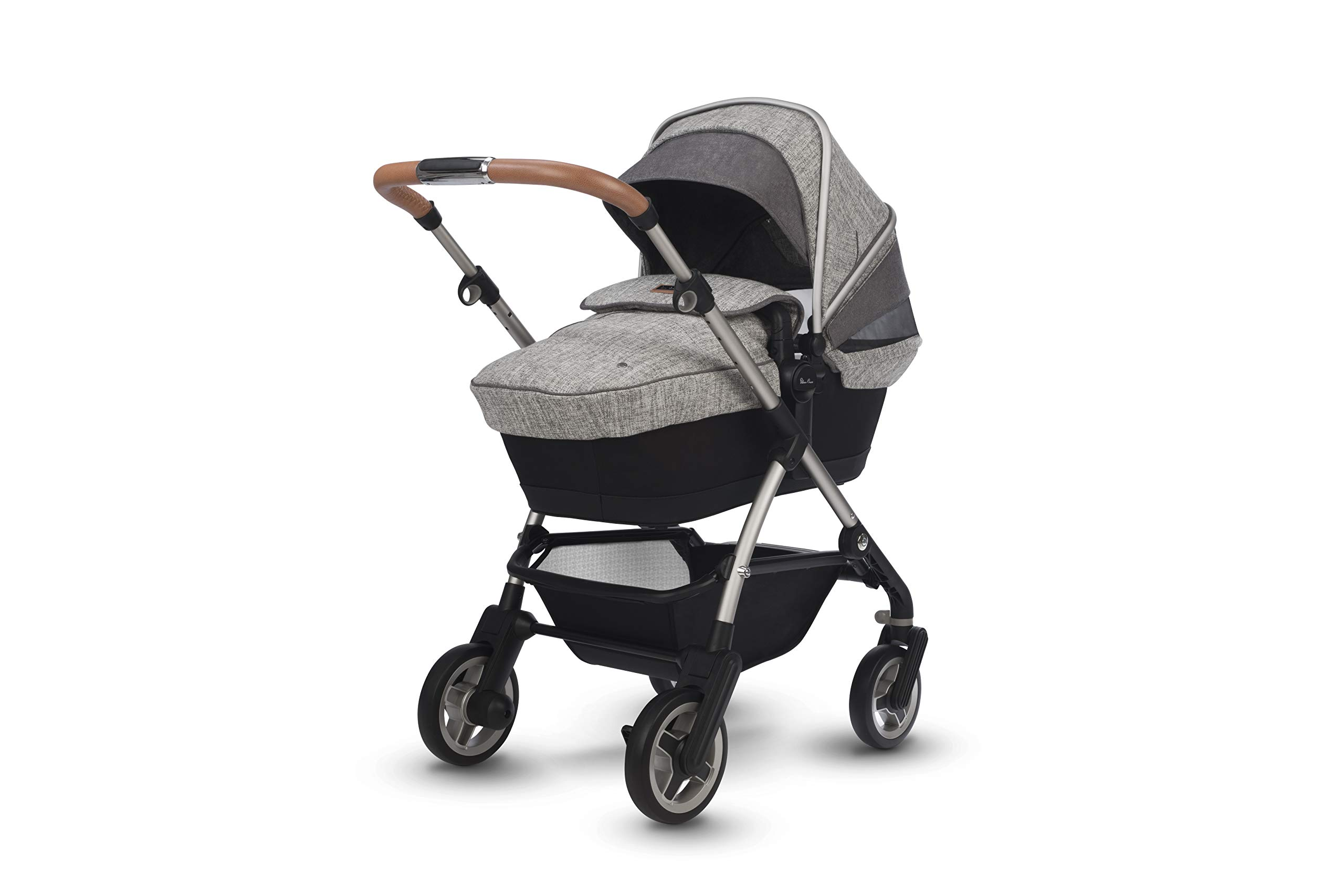 Silver Cross Wayfarer Camden Silver Cross Complete pram system that includes everything you need from birth to toddler Includes a lie-flat carrycot for your new born that is suitable for overnight sleeping Compact, lightweight and convenient, hardwearing and durable 5