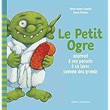 Le Petit Ogre apprend à ses parents à se laver comme des grands