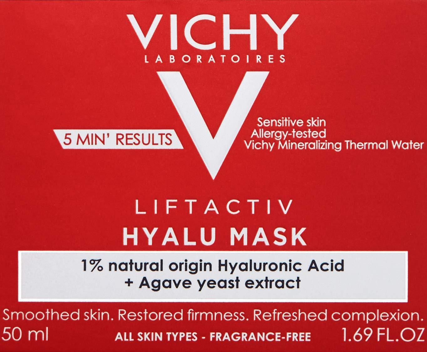 L'Oreal Vichy Mascarilla Facial 50 ml