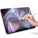 ESR Pappers-känsla skärmskydd för iPad Pro 11 (2021/2020/2018) & iPad Air 4 2020 11 tum [stöder blyertspenna/penna 2] [Skriv
