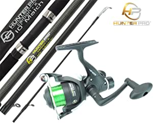 Great quality /& value Carp//Coarse reel Official Hunter PRO® HP40R fishing reel