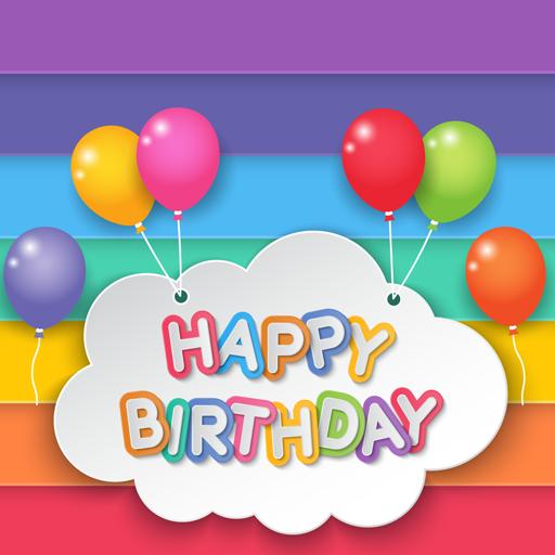 Geburtstags-Einladungs-Karten