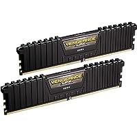 Corsair Vengeance LPX 16GB (2x8GB) DDR4 3000MHz C15 XMP 2,0 High Performance Desktop Arbeitsspeicher Kit, Schwarz