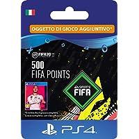 FIFA 20 Ultimate Team - 500 FIFA Points DLC - Codice download per PS4 - Account italiano