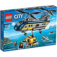 Lego Deep Sea Helicopter, Multi Color