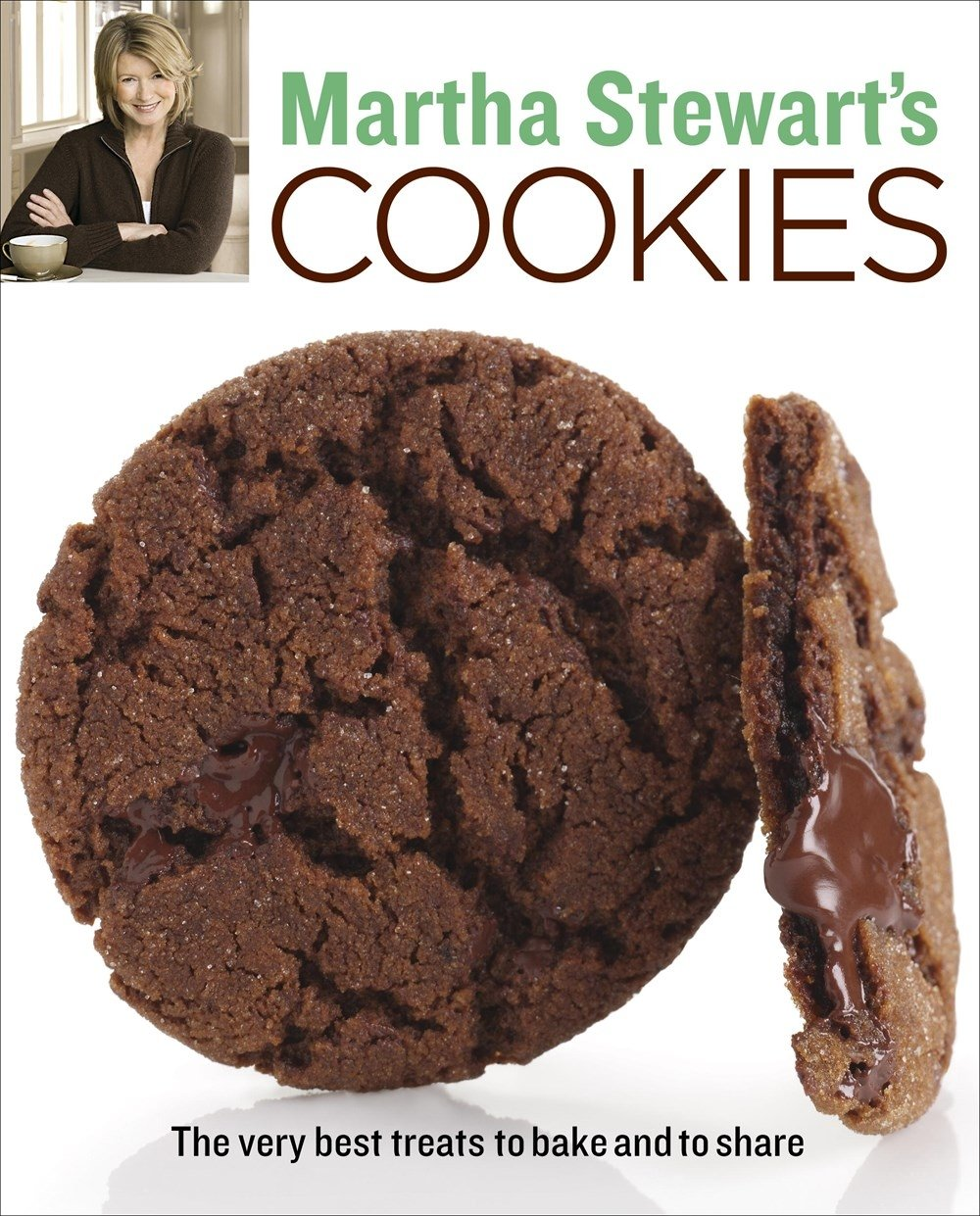71w%2Bq73w9rL - Martha Stewart's Cookies: The Very Best Treats to Bake and to Share
