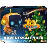 Craze Adventskalender Super Toy Club Weihnachtskalender 2021 Wissensspiel Geschicklichkeitsspiel Kreatives Spiel für…