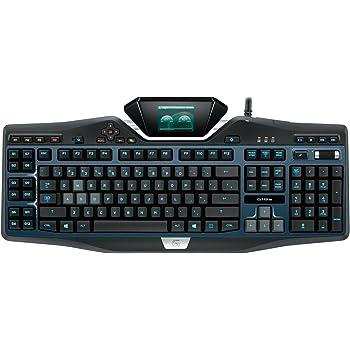 Logitech Gaming Keyboard G19s (QWERTZ, deutsches Tastaturlayout)