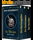 Der Verräter - Band 4 bis 6 der Krosann-Saga: Der Fantasy-Erfolg als Sammelband mit 1575 Seiten (KENPC)