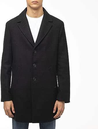 Nero Giardini A778011U Cappotto Da Uomo - Nero 56 EU