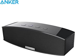 Anker 20W Premium Stereo Portable Bluetooth Speaker with Dual 10W Drivers, Two Passive Subwoofers Presented by LC Retail.