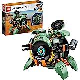 Lego 6280063 Lego Overwatch Lego Overwatch Wrecking Ball - 75976, Multicolor