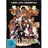 Kill Squad - Das Söldnerkommando - 2-Disc Mediabook - Cover B - Limited Edition auf 750 Stück (+ DVD)