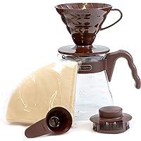 Hario V60 02 Set Manuel Machine à café filtre