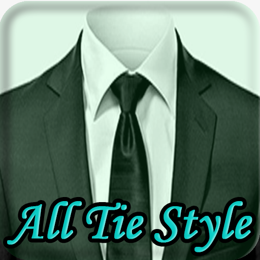 How to tie a tie -