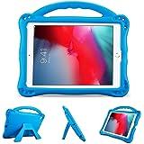 ProCase Funda Infantil iPad 9,7 6.ª/5.ª, iPad Pro 9.7, Air 2/1 (Modelos Viejos), Carcasa Niño Antigolpes con Asa Suave Soport