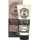 Crema facial rejuvenecedora hidratante antiarrugas para hombre, Sin parabenos, sin colorantes artificiales. Volumen 75 ml de