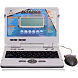 divine man 30 Fun Activities & Games Fun Laptop Notebook Computer Toy for Kids Educational Kids 30 Fun Activities with…