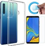 Samsung Galaxy A9 2018 Kılıf + Nano Esnek Cam Ekran Koruyucu