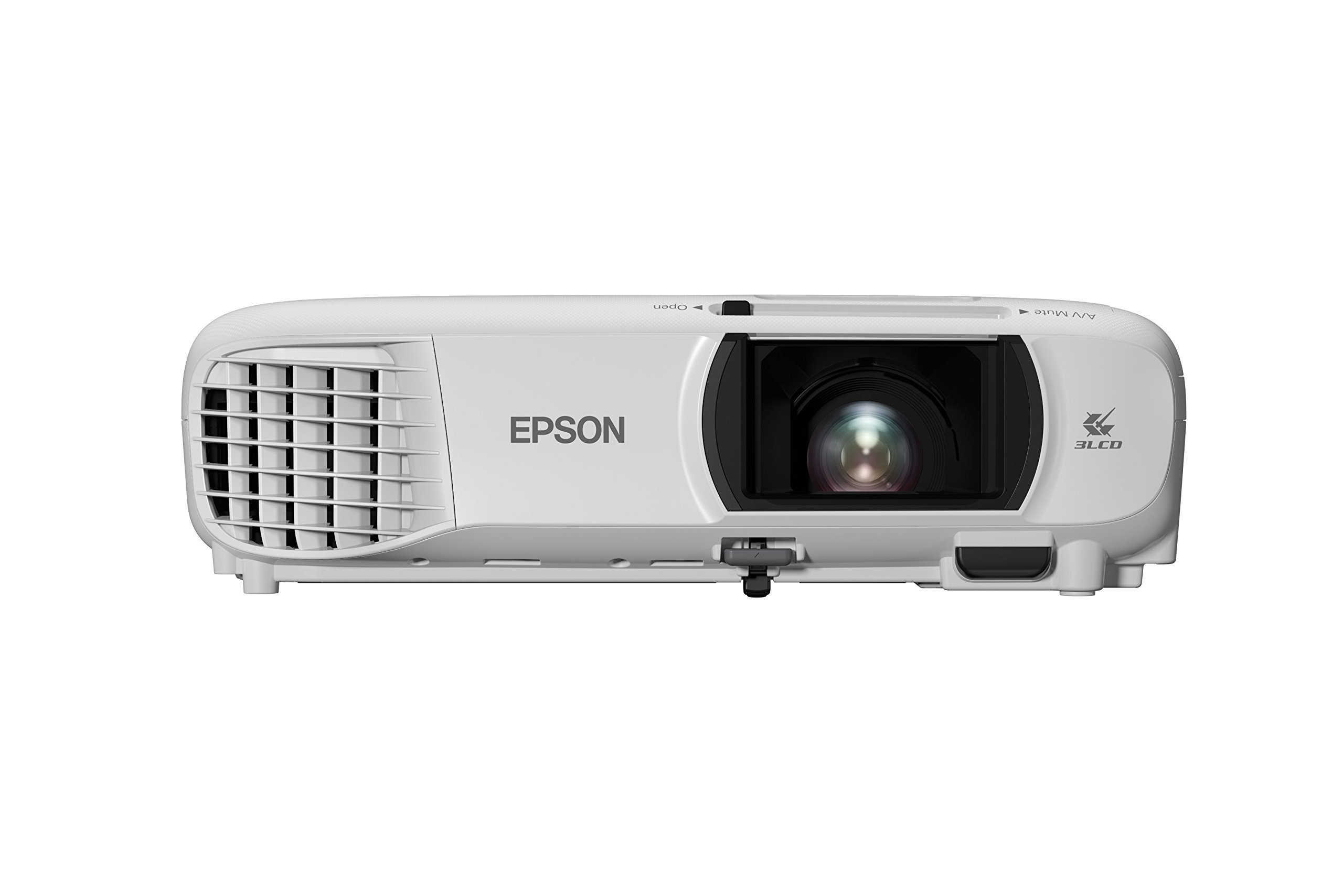 71w60iFLgwL - Epson EH-TW650 3LCD, Full HD, 3100 Lumens, 300 Inch Display, Wi-Fi, Gaming & Home Cinema Projector - White