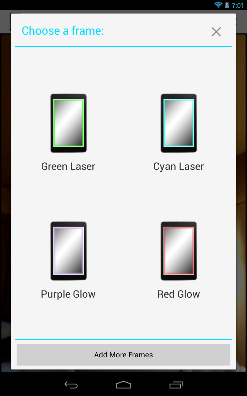 Spiegel klassiker bilderrahmen sammlung 2 apps for Spiegel android app