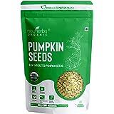 Neuherbs Raw Pumpkin Seeds Protein and Fiber Rich Superfood - 200G