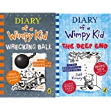 Diary of a Wimpy Kid: Book 14 & 15 - The Wrecking Ball & The Deep End