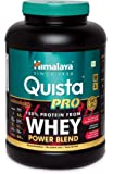Himalaya Quista Pro Advanced Whey Protein Powder - 2kg (Coffee Mocha)