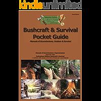Bushcraft & Survival Pocket Guide: Manuale di Escursionismo, Outdoor & Survival