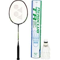 Yonex Nanoray Light 9i Badminton Racquet (G4- 77g, 30 lbs Tension )