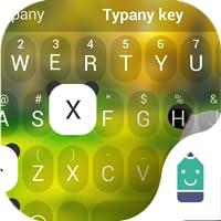 Cute Panda  Theme&Emoji Keyboard