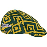 Royal & Awesome Patterned Mens Golf Flat Caps