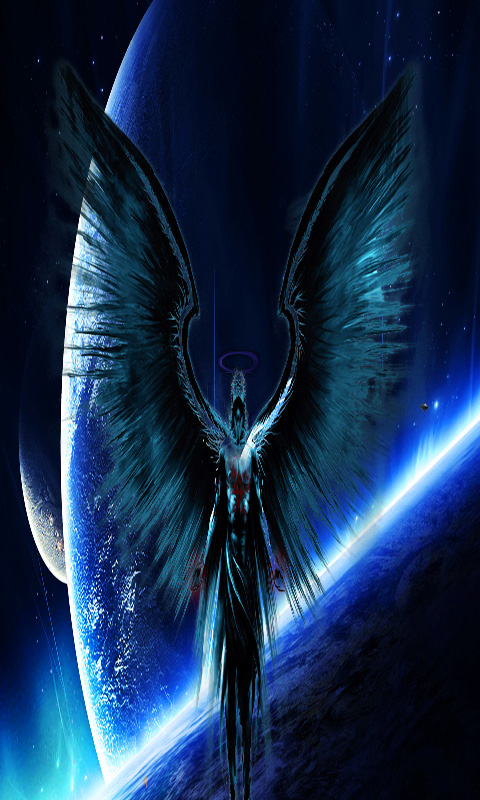 Dark Angel Live Wallpaper Free Amazon Co Uk Appstore For Android