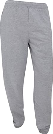 Fruit of the Loom Men's Sports Trousers - Gold
