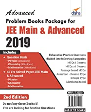 Advanced Problem Books Package for JEE Main & Advanced 2019