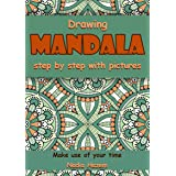 Drawing Mandala: step by step with pictures