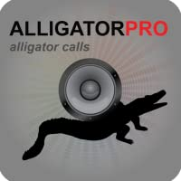 REAL Alligator Calls & Alligator Sounds for Alligator Hunting (ad free) BLUETOOTH COMPATIBLE