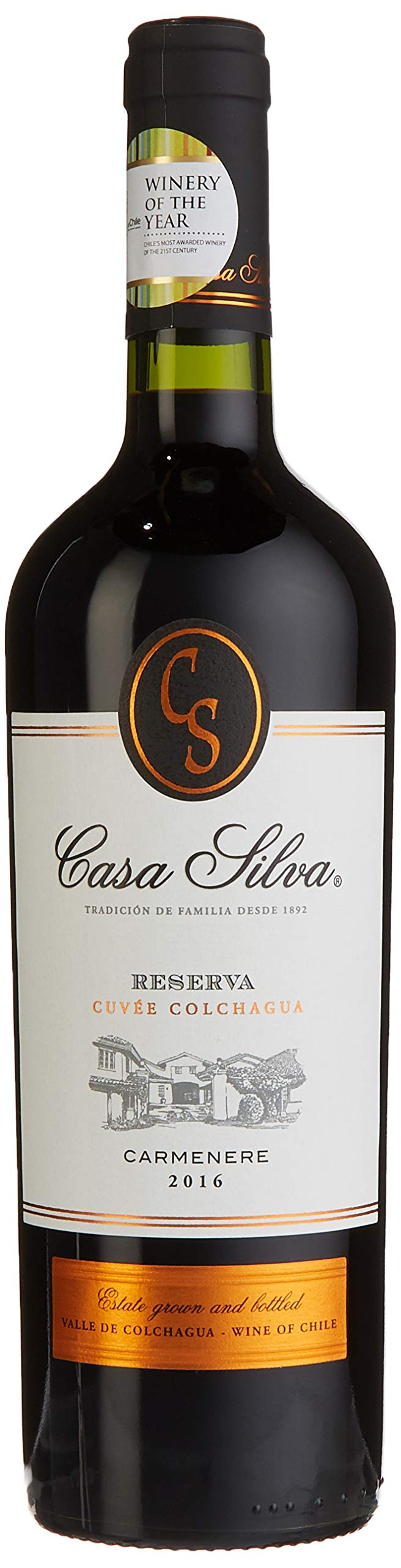Casa-Silva-Carmnre-Reserva-Cuve-Colchagua-2016-trocken-6-x-075l