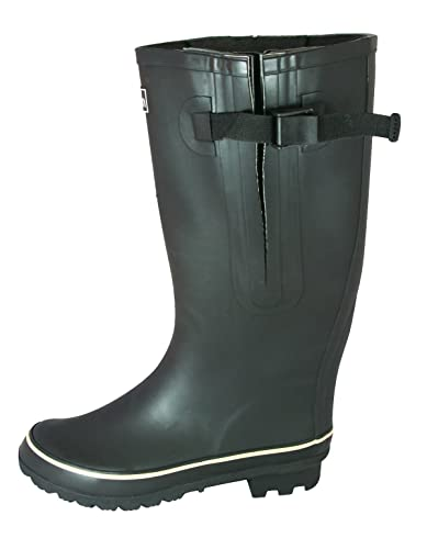 wide fit wellington boots