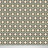 Soimoi Stammes- Druck 42 Zoll breit Dekorative Viskose