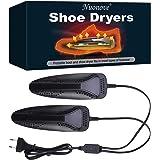 Asciuga Scarpe, Scaldascarpe, Asciuga Stivali, Essiccatore Deodorante, Scalda e asciuga scarpe, Riscaldamento Rapido Dual Cor