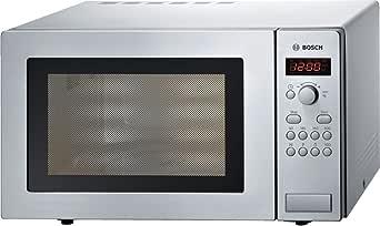 Bosch HMT84M451 Micro-ondes 25l 900W en acier inoxydable (Allemagne Importer)