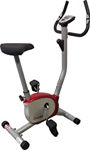 Powermax Fitness BU-200 Magnetic Upright Bike/Exercise Bike for Home Gym