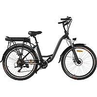 "Speedrid E-Bike 26""Elektro-Citybike mit herausnehmbarem 12,5-Ah-Lithium-Ionen-Akku, Pendler-E-Bike mit niedrigem Rahmen…"