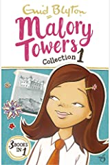 Malory Towers Collection 1: Books 1-3 (Malory Towers Collections and Gift books) Paperback
