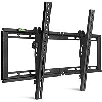 SIMBR Support Mural TV Inclinable ±15° VESA Max 600×400 pour l'écran LED, LCD, Plasma et Incurvé de 26''-75 '' Capacité…