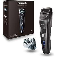 Panasonic Premium Haarschneider ER-SC40 mit 19 Längeneinstellungen, Haartrimmer 0,5-10 mm, Trimmer für Herren…
