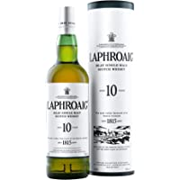 Laphroaig, Islay Single Malt Scotch Whisky, 10 Anni - 700 ml